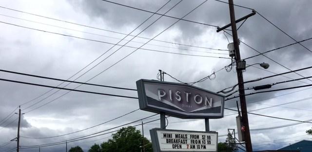 piston diner westville