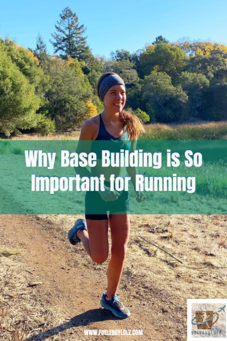Why Base Building is So Important for Running