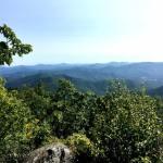10 Mile Hike through GrayBeard Trail (North Carolina)