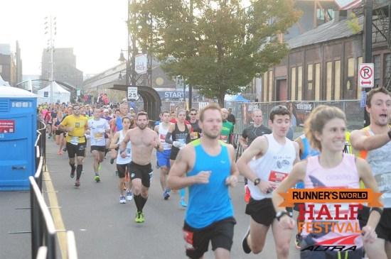 Runners world half festival me