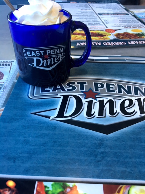 East Penn Diner Emmaus coffee 1