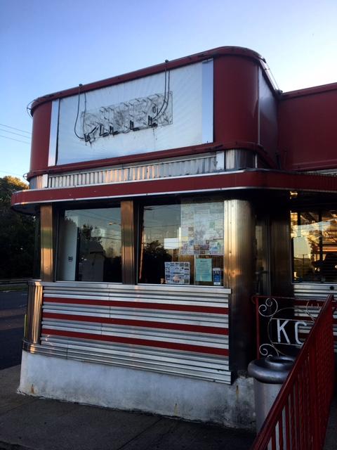 Key City diner phillipsburg