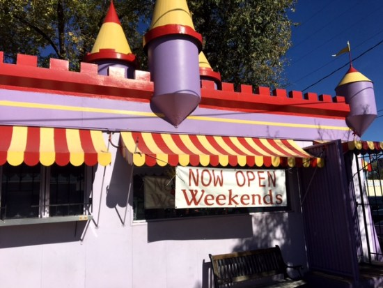 King Chef Diner Colorado Springs Outside