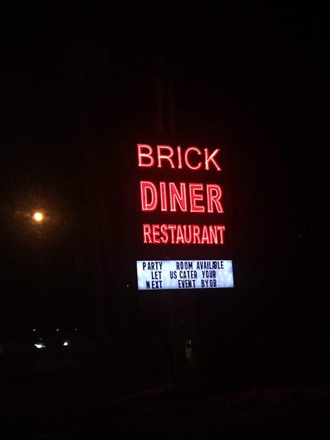 Brick diner new jersey