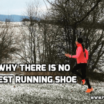 Why There is No Best Running Shoe