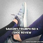 Saucony Triumph ISO 4 Shoe Review
