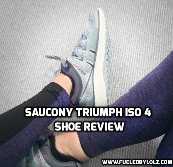 saucony triumph 4 shoe review