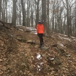 Hiking Jockey Hollow (Morristown)