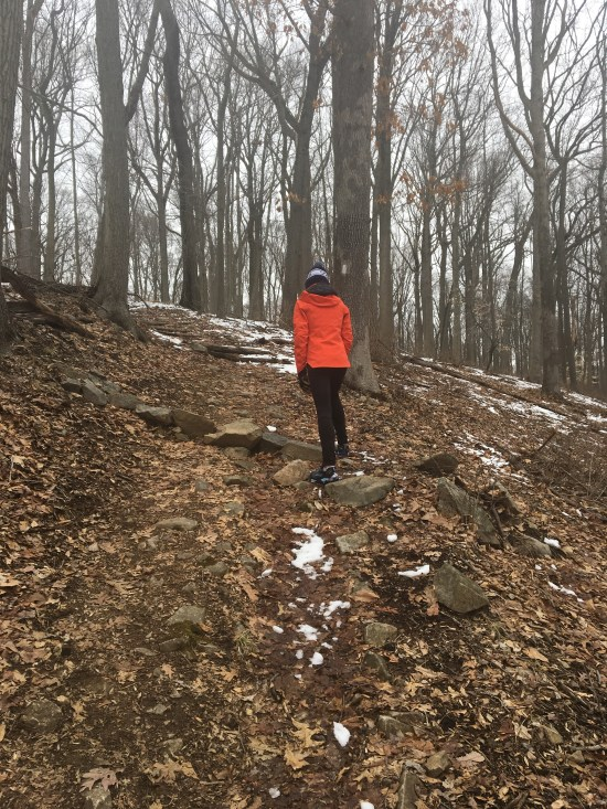 hiking jockey hollow morristown
