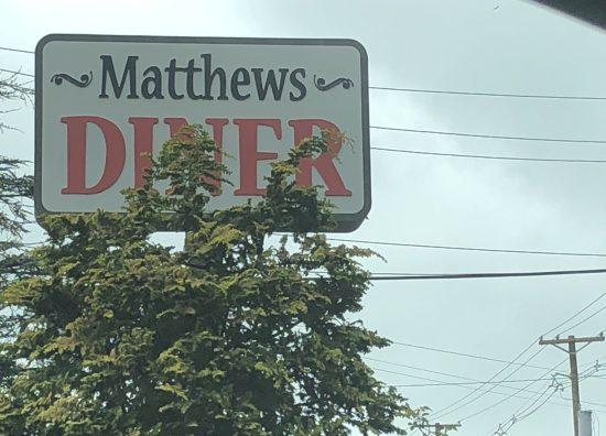 Matthews diner waldwick nj
