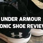 Under Armour Sonic HOVR Shoe Review