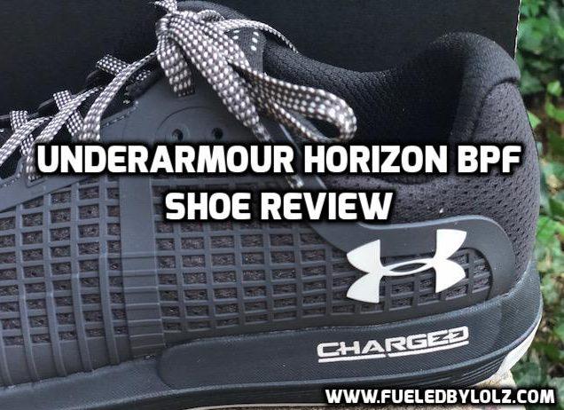 Under Armour Chaussures de Trail Horizon BPF pour Hommes