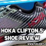 Hoka Clifton 5 Shoe Review