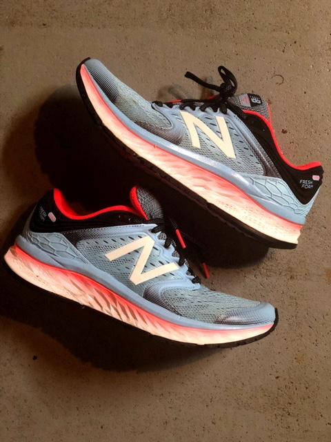 new balance 1080 v8 shoe review