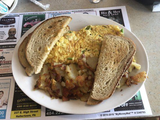 Queen City Diner Allentown PA