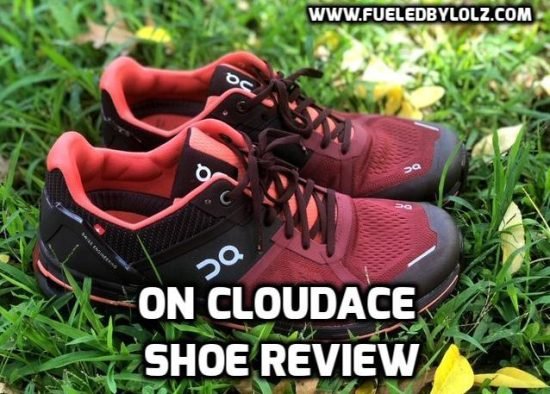 On Cloudace shoe review