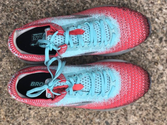 Brooks levitate 2 shoe review
