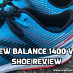 New Balance 1400 Shoe Review