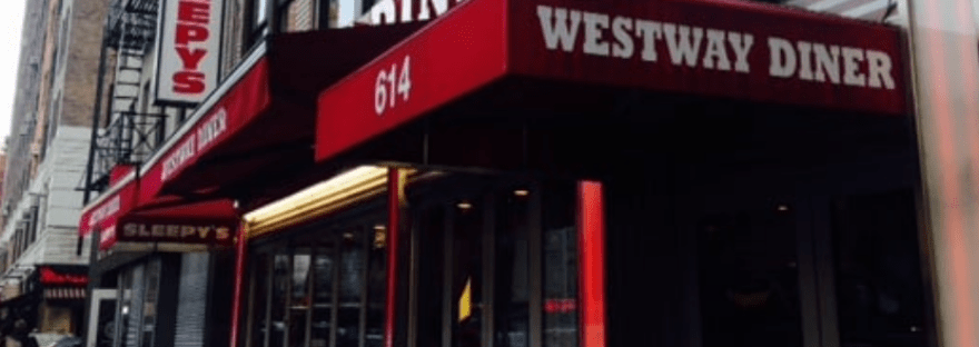 Westway diner NYC
