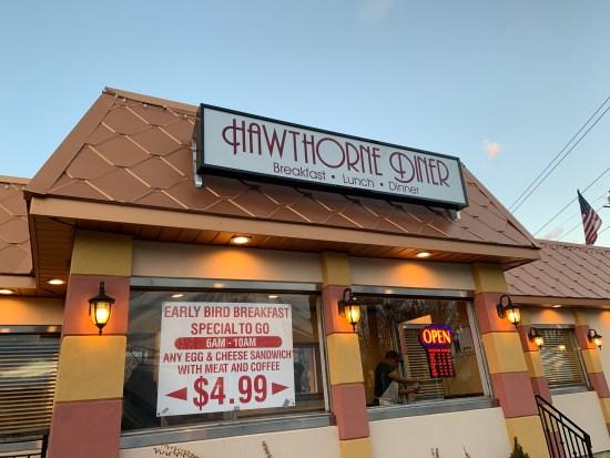Hawthorne Diner NJ