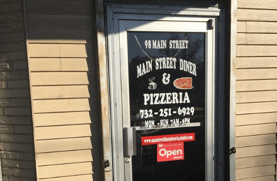 Main street diner east brunswick