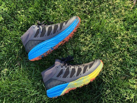 Hoka One One Speedgoat Midi Shoe Review