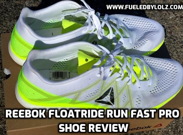 wholesale dealer 98c35 5d567 Reebok Floatride Run Fast Pro FueledByLOLZ