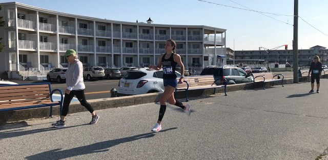 Cape May 10k me running