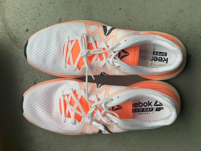 Reebok Floatride Run Fast shoe review