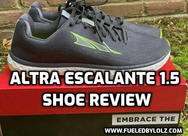 Altra Escalante Shoe Review