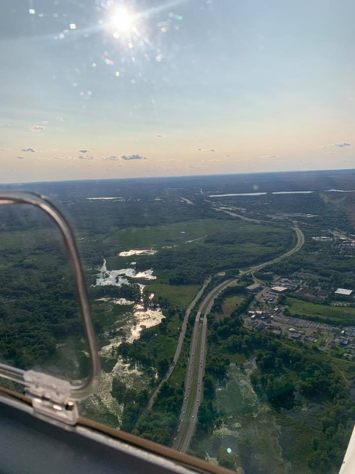Flying to Essex County Airport