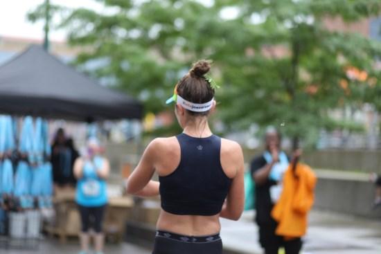 She Power Half Marathon Indianapolis me running