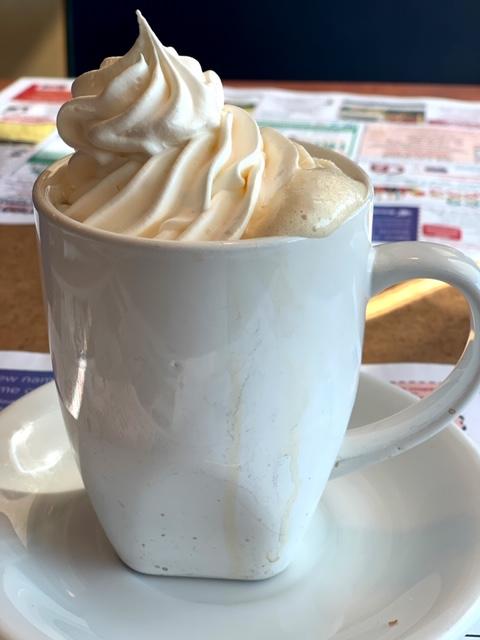 Lyndon Diner (York, PA) coffee