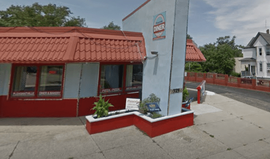 Pleasantville Diner NJ