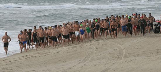 Allen Stone Run Swim Run