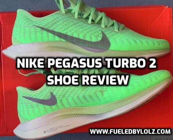 Nike Zoom Pegasus 2 Shoe review