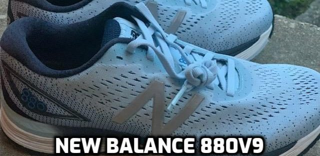 New Balance 880v9 Shoe Review