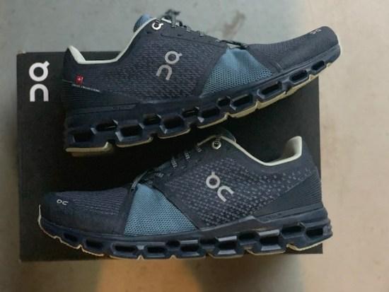 on cloudstratus shoe review
