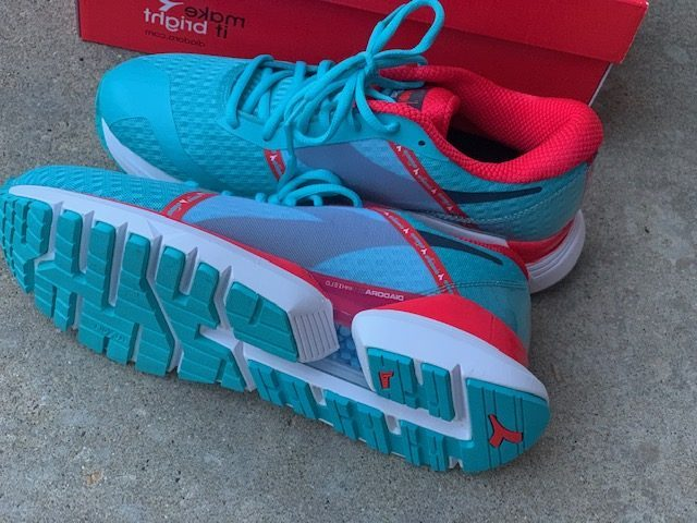 Diadora Mythos Elite TRX Shoe Review