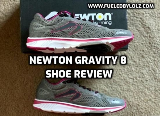 Newton Gravity 8 Shoe Review
