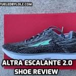 Altra Escalante 2 Shoe Review