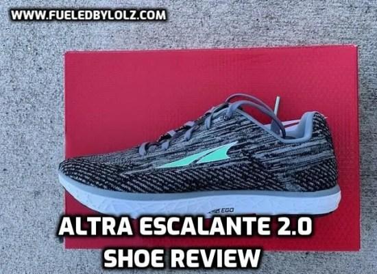 Altra Escalante 2.0 Shoe review
