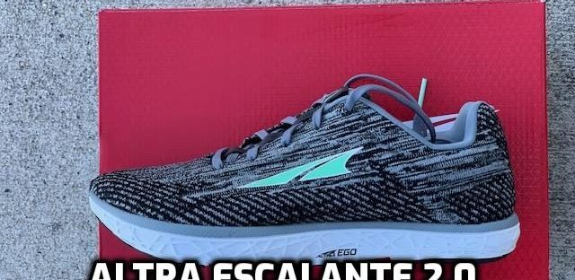 Altra Escalante 2.0 Shoe review