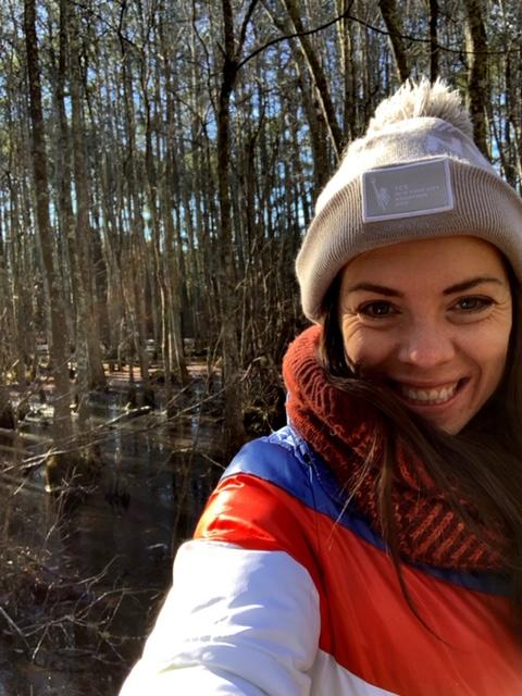 Pocomoke River State Park me selfie