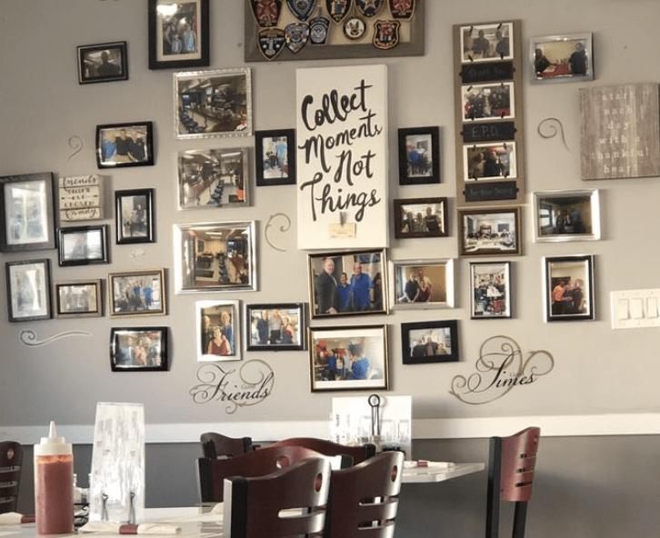 Ann's Diner Elizabeth