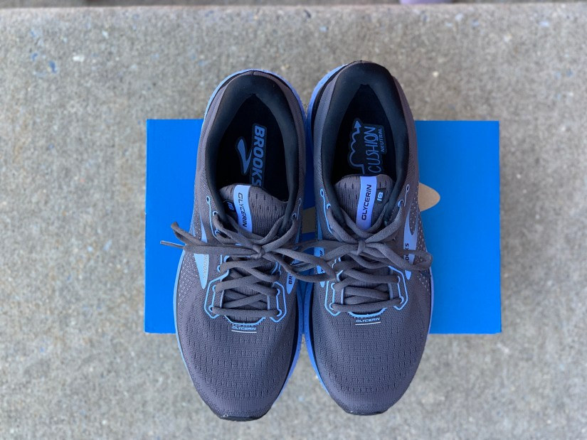 Brooks Glycerin 18 Shoe Review