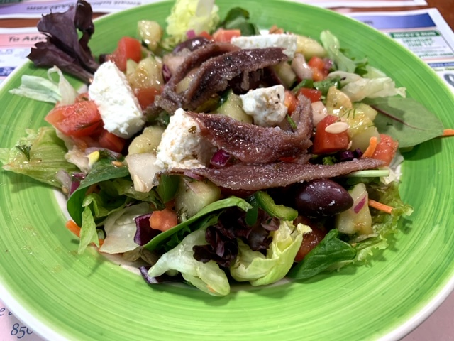 South Star Diner (Mount Holly) greek salad