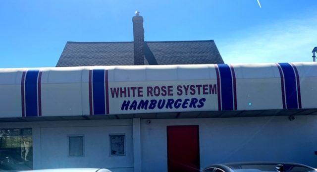 White Rose Hamburgers (Highland Park)