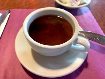 Broadway Diner (Summit) coffee