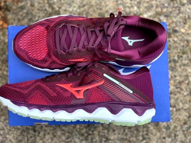 Mizuno Wave Horizon 4 Shoe Review